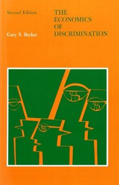 The Economics of Discrimination (Economic Research Studies), http://www.amazon.com/dp/0226041166/ref=cm_sw_r_pi_awdm_l9ZStb1KNJK3A