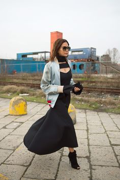 See All the Best Street Style from Milan Fashion Week: Christine Centenera