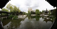 Lan Su Chinese Garden - Wikipedia, the free encyclopedia