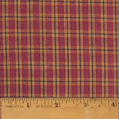 Barnyard 2  Homespun Cotton Fabric