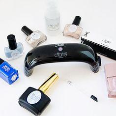 : CIATÉ GELTOX STARTER KIT. Find out how to get a gel manicure