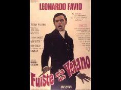 ▶ Leonardo Favio - Fuiste mia un verano - YouTube