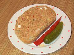 Škvarková nátierka sterilizovaná Steak, Food, Essen, Steaks, Meals, Yemek, Eten