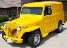 1949 Willys Panel Delivery - Photo submitted by Jeff and Cheryl Bakken.