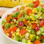 Grilled Corn and Avocado Salad recipe - Canadian Living