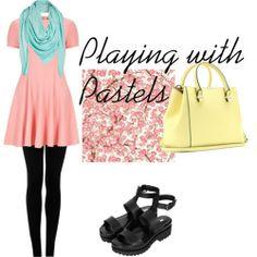 5 Creative, Totally Non-Boring Ways to Wear #Leggings This Spring-Summer 2014