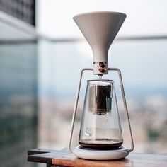 GINA drip Coffee maker by Goat Story