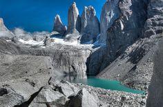 Las Torres, Patagonia by Pdro Dias. Alguien lléveme ahí