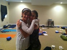 Friendship & Living Waters Yoga  Christian yoga