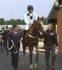 Reverb and Jeremiah McGrath at Southwell, 3 June 2014.