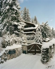 My favorite part of the Valentino: The Last Emperor DVD is the aptly titled special feature A Perfect Life: Around the World with Valentino. In it, we get a sneak peek at what it takes to run Mr. Valentino's life and homes including his gorgeous chalet in Gstaad, Switzerland. The ultimate treat was getting to […]