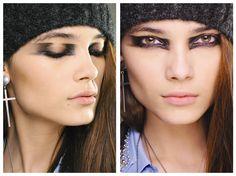 Eye makeup. Terry Barber @ Frankie Morello
