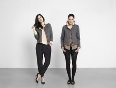 Leçons de mode : Comptoir des Cotonniers
