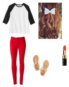 """""""Untitled #34"""" by averyvalclaunch on Polyvore featuring Ancient Greek Sandals and Bobbi Brown Cosmetics"""