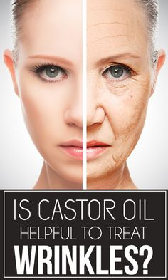Whenever you see yourself in the mirror, is it only the wrinkles that come to your attention? Have you ever used castor oil for wrinkles? Here is all you need to know about it