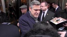 "George Clooney habla sobre rumor ""peligroso"""