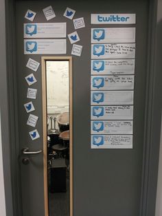 My classroom Twitter feed :-) I use it for exit tickets and AfL