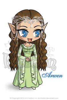 Chibi Arwen