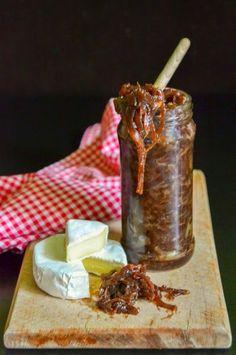 S vášní pro jídlo: Marmeláda z červené cibule - karamelizovaná