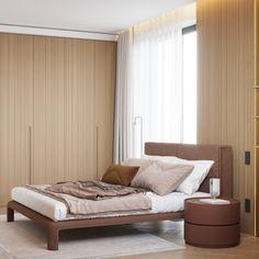 Bedroom Kitchen Dining Living, Decoration, Minimalist Design, Art Projects, House Design, Flooring, Interior Design, Furniture, Home Decor