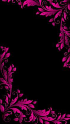 3d Wallpaper Black, Framed Wallpaper, Phone Screen Wallpaper, Heart Wallpaper, Butterfly Wallpaper, Cellphone Wallpaper, Black Wallpaper, Galaxy Wallpaper, Iphone Wallpaper