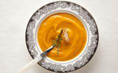 Κολοκυθόσουπα βελουτέ | Συνταγές | Η ΚΑΘΗΜΕΡΙΝΗ