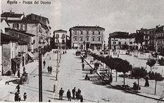 piazza del duomo Aquila