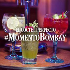 El cóctel perfecto #MomentoBombay
