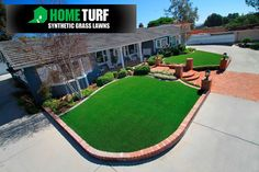Looking for artificial grass Perth? Get best & affordable artificial grass installation in Perth. To know artificial grass cost, price or quote call now! Turf Installation, Artificial Grass Installation, Artificial Turf, Backyard Ideas For Small Yards, Small Backyard Patio, Construction, Front Yard Landscaping, Easy, Planters