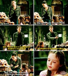 these klaylope moments are everything. klaus hayley and hope. the originals 4x09
