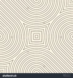 Outline ethnic and tribal abstract background. Pattern with geometric ornament. Can be used for digital paper, textile print, page fill. Vector illustration