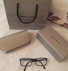 Gorgio Armani glasses
