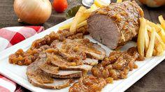 Тушеное мясо по-сицилийски
