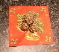 Ferrero rocher - nepečené, jednoduché a rychlé