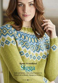 The Knitter 106 2017 Pullover Design, Sweater Design, Knitting Magazine, Crochet Magazine, Knitting Machine Patterns, Knit Patterns, Fair Isle Pullover, Icelandic Sweaters, Knitting Books