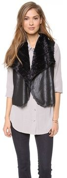 Ella moss Nico Reversible Vest on shopstyle.com