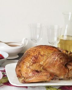 See the Salt-and-Pepper Roasted Turkey in our gallery