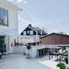 Outdoor Spaces, Outdoor Decor, Backyard, Patio, Decking, Outdoor Entertaining, Rooftop, Modern Farmhouse, Outdoor Gardens