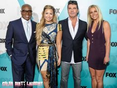 Britney Spears Walks Off The 'X-Factor' In Absolute Disgust! Check it out!