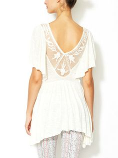 FREE PEOPLE - Beautiful Stranger Tunic