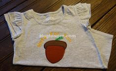 Looking for your next project? You're going to love Applique Woodland Acorn embroidery file by designer Hug Longer.