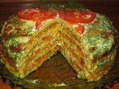 Вкуснейший тортик из кабачков / Моё счастье