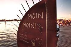 Moin Moin aus Hamburg   Bildschönes Hamburg