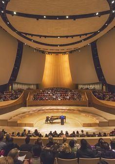 Bing Concert Hall - Stanford University. Ennead Architects.