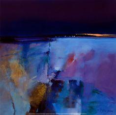 Blue Horizon  Art Print  by Peter Wileman