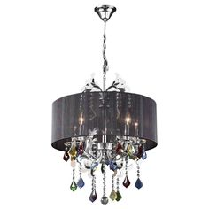 5-Light Chandelier Torcello Collection