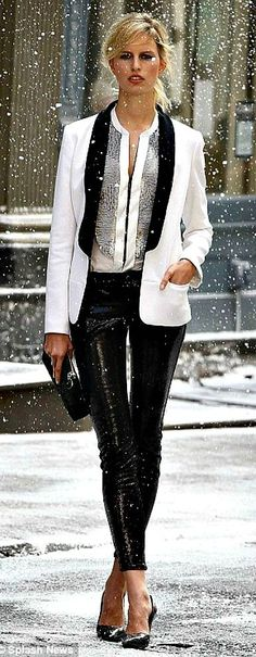 #Street #style #new - Fashion Jot- Latest Trends of Fashion