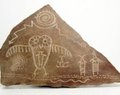 Check out our owl petroglyph selection for the very best in unique or custom, handmade pieces from our shops. Ancient Aliens, Ancient Art, Ancient Discoveries, Owl Rocks, Cave Drawings, Native American Patterns, Celtic Culture, Wise Owl, Swag