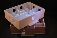 Nous réalisons vos maquettes d'architecture. Impression 3d, Architecture, 3d Printing, Cube, Prints, Arquitetura, Architecture Design