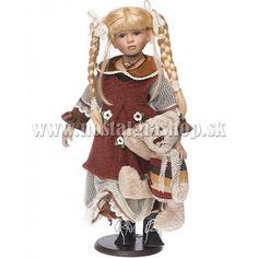 Bábika - blondínka